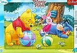 Winnie The Pooh Children's 15 Piece Jigsaw Puzzle