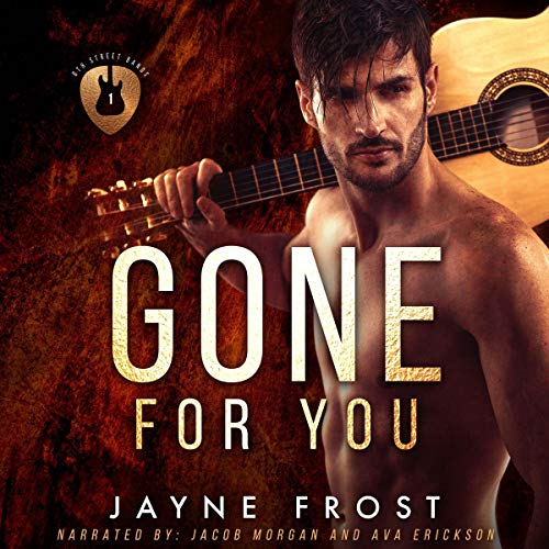 Gone for You: A Rock Star Romance: cover art