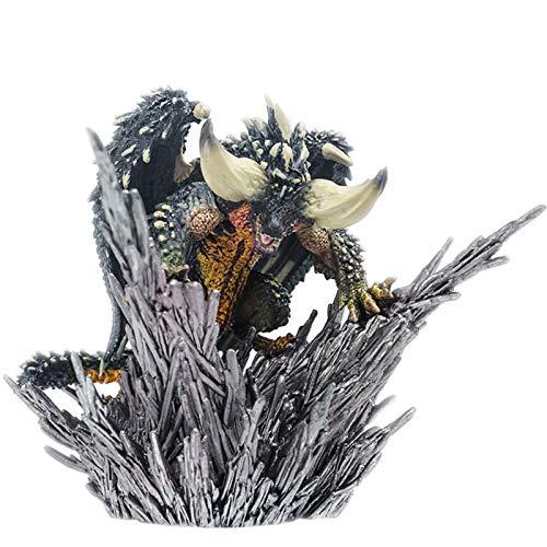 Jaypar Monster Hunter Figura The Dragon Action Figure Figura 5 Style (Color : Nergigante)