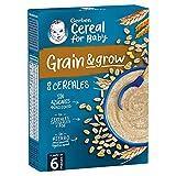 GERBER Papilla de 8 Cereales