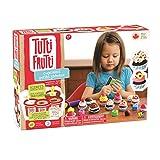 rocco giocattoli-tutti frutti pasta modellabile cupcakes profumati, bjtt14805