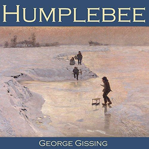 Humplebee audiobook cover art