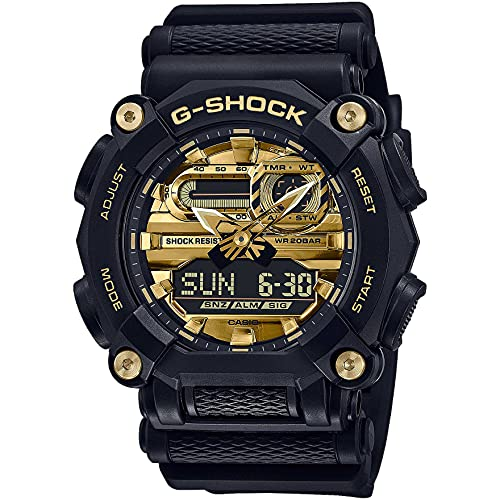 Reloj Casio GA-900AG-1AER cuarzo digital Resina Hombre