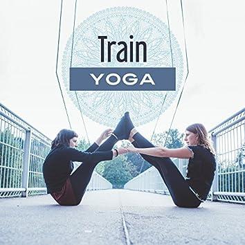 Train Yoga – Meditation Music, Soft Nature Sounds for Healing, Relaxation, Anti Stress Music, Zen, Relief, Yoga Meditation, Reiki, Chakra Balancing