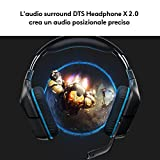 Zoom IMG-2 logitech g432 cuffie gaming cablate