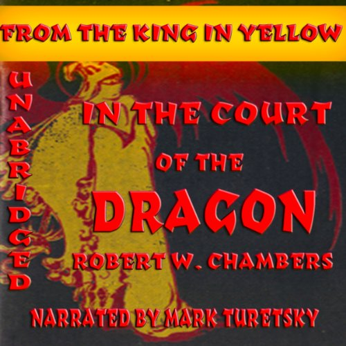 In the Court of the Dragon audiobook cover art