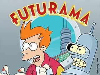 robot de serie futurama