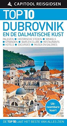 Dubrovnik: en de Dalmatische kust (Capitool Reisgidsen Top 10)