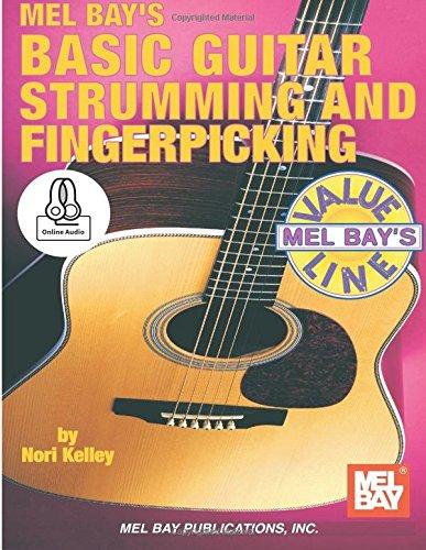 Basic Guitar Strumming and Fingerpicking (Value Line)