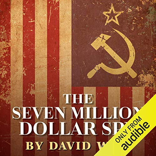 The Seven Million Dollar Spy Titelbild