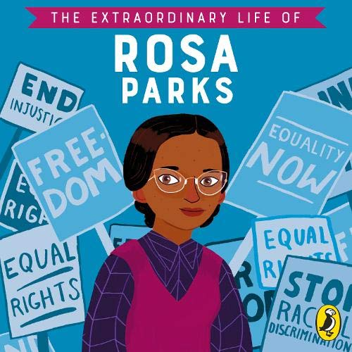 The Extraordinary Life of Rosa Parks cover art