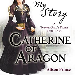 My Story: Catherine of Aragon cover art