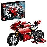 LEGO Technic DucatiPanigaleV4R, Superbike Collezionabili da Esposizione,...