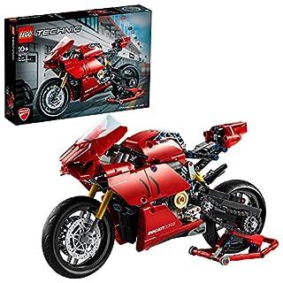 LEGO Technic Ducati Panigale V4 R 42107 Building Kit (B0813S3V4G) | Amazon price tracker / tracking, Amazon price history charts, Amazon price watches, Amazon price drop alerts