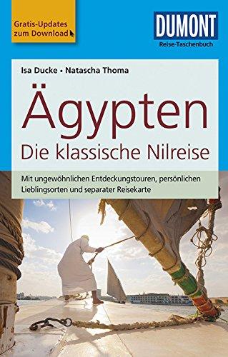 Preisvergleich Produktbild DuMont Reise-Taschenbuch Reiseführer Ägypten,  Die klassische Nilreise: mit Online-Updates als Gratis-Download