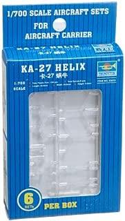 Trumpeter 1/700 Kamov Ka-27 Helix (6 in box) # 03415 by Trumpeter