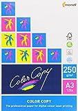Color Copy 129800 - Pack de 125 hojas de papel multifunción, A3, 250 gr