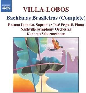 Bachianas brasileiras No. 6: II. Fantasia