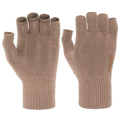 HOT SHOT Men's Wool Fingerless Gloves, Designed for All Day use,...