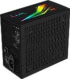 Aerocool LUXRGB850M, Alimentatore Modulare 850W, RGB, 80 Plus Bronze 230V