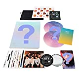 BTS 防弾少年団 BTS Album LOVE YOURSELF 結 ANSWER Random ver. 2CD + Photobook +Mini Book + Sticker Pack + Folded Poster + FREE GIFT  韓国盤