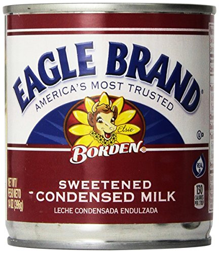 Eagle Brand Sweetened Condensed Milk, 14 oz (Pack of 6)