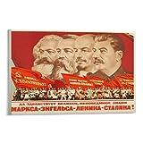 GUOHANG Marx Engels Lenin Stalins Sowjetische Propaganda