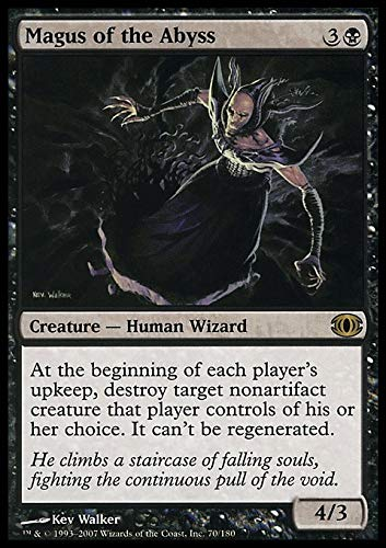 Magic: the Gathering - Magus of The Abyss - Future Sight