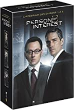 Vigilados / Person of Interest (Complete Seasons 1-3) - 18-DVD Box Set ( P.O.I - Complete Seasons One, Two & Three ) [ Origen Francés, Ningun Idioma Espanol ]