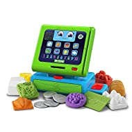 Leapfrog Count Along Till Educational Interactive Toy Shop With 20-Piece Pretend Play Set, Teaches N...