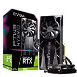 EVGA GeForce RTX 2080 FTW3 Ultra Hybrid Gaming, 8GB GDDR6, RGB LED & iCX2 Technology - 9 Thermal Sensors Graphics Card 08G-P4-2284-KR