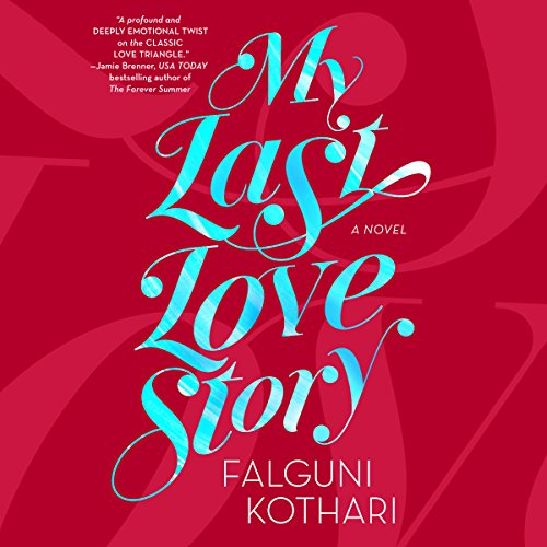 My Last Love Story audiobook cover art