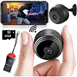 Mini Spy Camera Wireless Hidden Home WiFi Security Cameras w