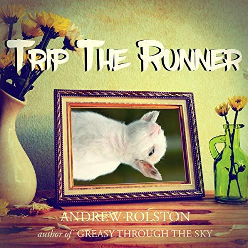 Trip the Runner audiobook cover art