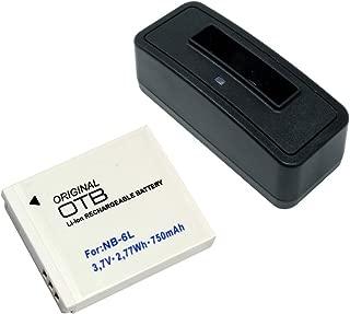 PowerSmart Caricabatteria per Canon PowerShot SX510 HS SX610 HS ...