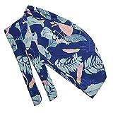 KESYOO 2 Pcs Chirurgical Gommage Casquettes Coton Réglable Gommage Chapeaux Docteur Médical Infirmière Casquettes Bouffant pour Femmes Hommes