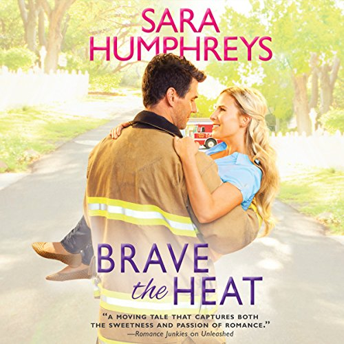 Brave the Heat audiobook cover art