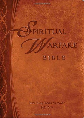 Spiritual Warfare Bible: New Kings James Version (Brown)