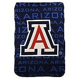 Northwest NCAA Collegiate Team Logo Fleece Throw Blanket 40' x 60' (Arizona Wildcats)