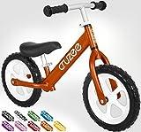 Cruzee OvO Balance Bike - 12 (Orange) by Cruzee für Kinder, Link führt zur Produktseite bei Amazon