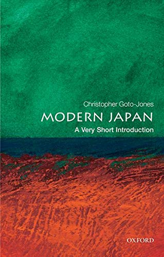 Very Short Introductions: Modern Japanの詳細を見る