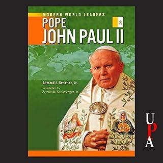 Pope John Paul II audiobook cover art