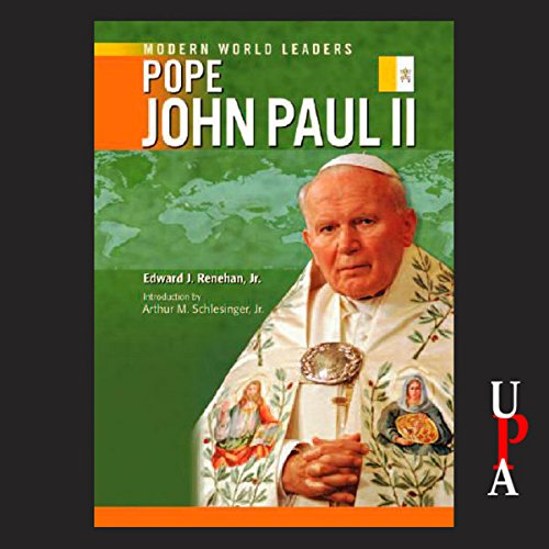 Couverture de Pope John Paul II