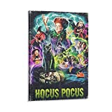 JIAN Poster Hocus Pocus 1993 Poster Decorative Painting Canvas Wall Art Living Room Posters Bedroom Painting 08×12inch(20×30cm)