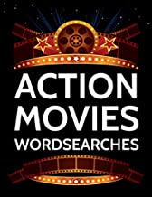 Action Movies Wordsearches: Action and Adventure Film and Cinema Word Search Puzzle Collection