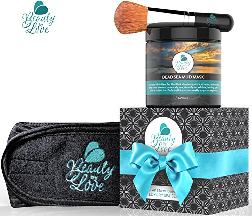 Dead Sea Mud Mask Luxury Gift Set - A Perfect Mothers Day...