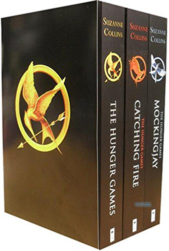 The Hunger Games Trilogy Classic Box Set