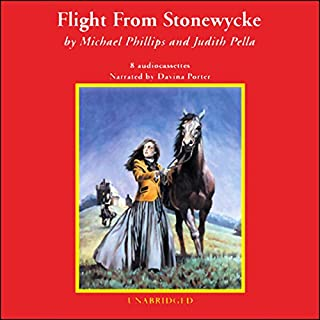 Flight From Stonewycke audiobook cover art