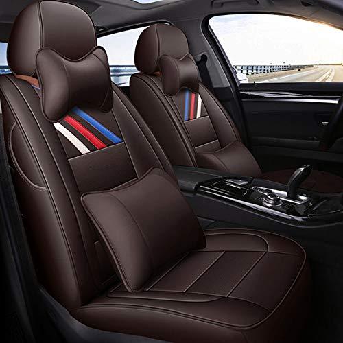 Xljh Echtes Leder Auto benutzerdefinierte Autositzabdeckung für BMW E46 e36 e39 e90 x1 x5 x6 e53 e60 f11 f30 x3 e83 Autos Sitzbezüge,A