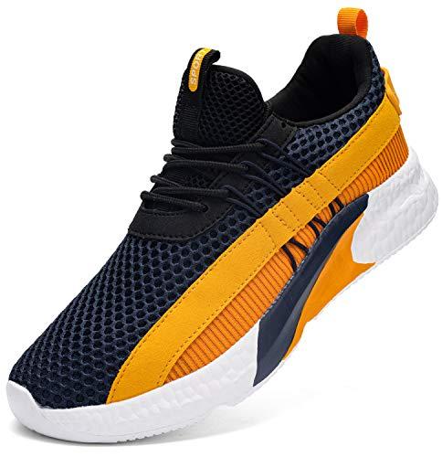 Scarpe da Running Corsa Uomo Donna Ginnastica Sportive Sneakers Fitness Jogging Basse Respirabile...